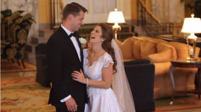 tennessee wedding videos - partners
